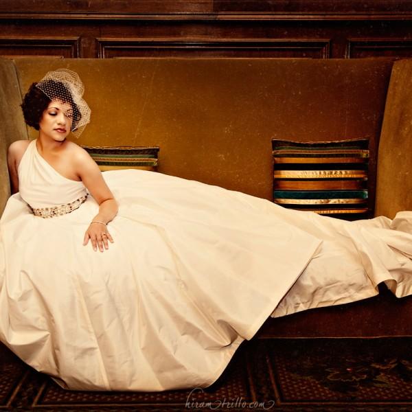 NYC Bridal Shoot Giveaway