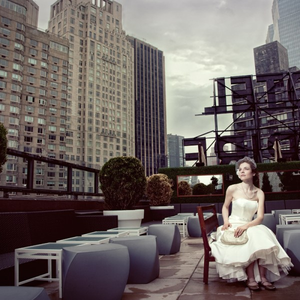 New York and the Bride