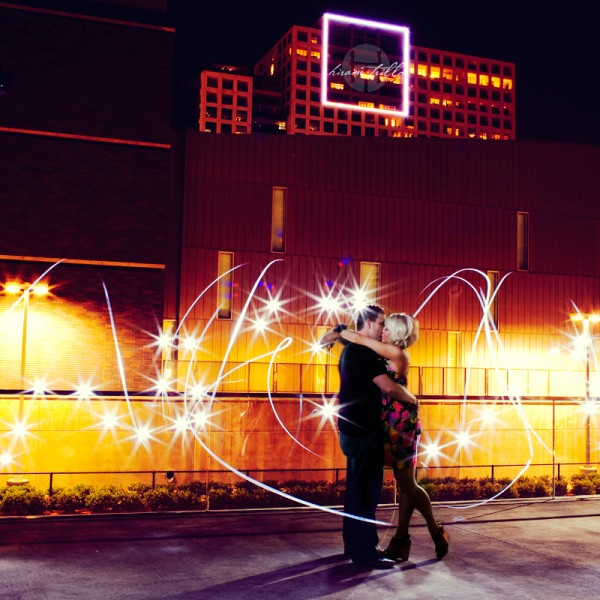 Brittany+Clint::City Lights