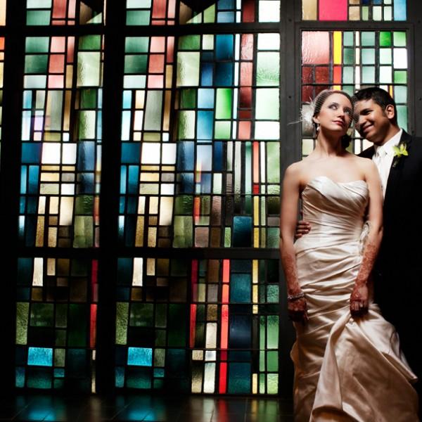 Isa & Rik: OMNI Wedding