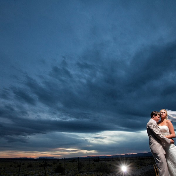 Morgan & Joey: Married, Alpine TX