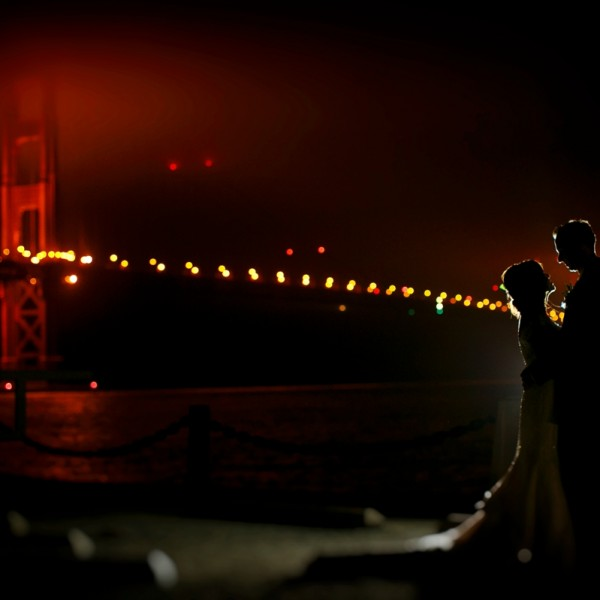 Kim & Clayton: San Francisco Wedding